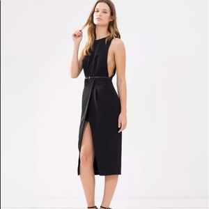 Finders keepers front slit sweet-talker dress sexy